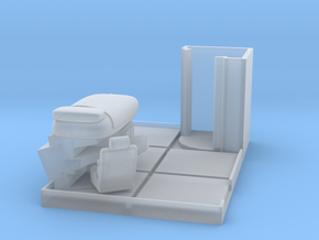 standard-crew-quarters in Smooth Fine Detail Plastic