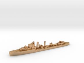 HMS Imogen destroyer 1:1200 WW2 in Natural Bronze