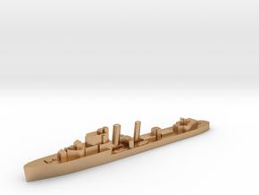 HMS Imogen destroyer 1:2400 WW2 in Natural Bronze