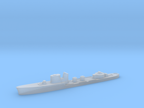 Italian Andromeda torpedo boat 1:3000 WW2 in Smoothest Fine Detail Plastic