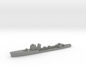 Italian Andromeda torpedo boat 1:2400 WW2 in Gray PA12