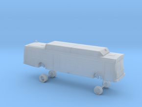 N Scale Bus New Flyer C40LF Santa Cruz 2601-2602 in Smooth Fine Detail Plastic