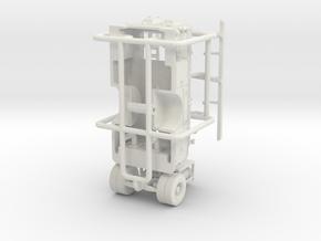 1/87 Philadelphia 1961/1963 John Bean Engine Body in White Natural Versatile Plastic