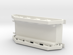 Anti-Air-Mashine in White Natural Versatile Plastic