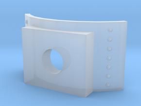 Boiler Lowering Cylinder Saddle for MDC HOn3 Kits in Smoothest Fine Detail Plastic
