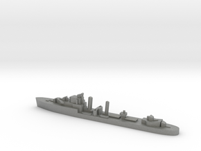 HMS Imperial destroyer 1:1200 WW2 in Gray PA12