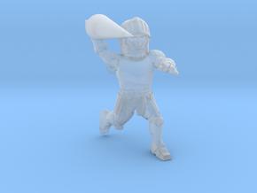 Ghosts n Goblins Arthur shooting DnD miniature gam in Smooth Fine Detail Plastic