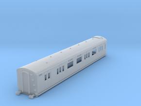 o-148fs-sr-d2654-gen-saloon-brake-coach in Smooth Fine Detail Plastic