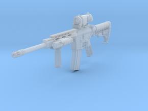 1/10th AlienCovenant gun in Smoothest Fine Detail Plastic