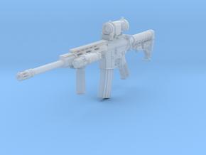 1/12th AlienCovenant gun in Smoothest Fine Detail Plastic