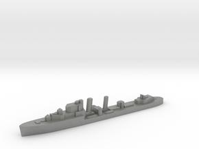 HMS Impulsive destroyer 1:2400 WW2 in Gray PA12