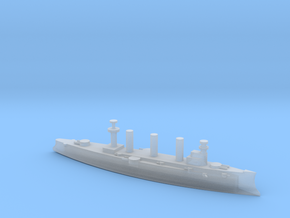 1/1800 Scale USS CA-3 Brooklyn Armored Cruiser in Smooth Fine Detail Plastic