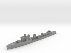 Italian Borea destroyer 1:3000 WW2 in Gray PA12