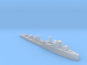 Soviet Burya guard ship 1:2400 WW2 in Smoothest Fine Detail Plastic