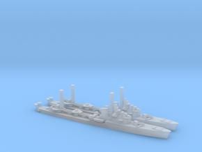 Italian Soldati-Class Destroyer (x2) in Smooth Fine Detail Plastic