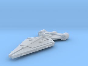 Arquitens Class light cruiser in Smooth Fine Detail Plastic