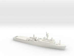 Anchorage-class LSD, 1/1250 in White Natural Versatile Plastic