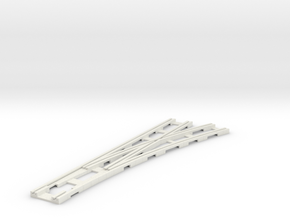 p14tr-2r-right-hand-point in White Natural Versatile Plastic