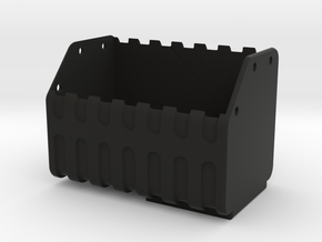 axial UMG10 tank part-01 in Black Natural Versatile Plastic