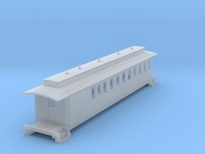 o-148fs-cavan-leitrim-brake-conv-coach-body in Smooth Fine Detail Plastic