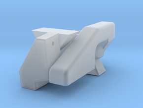 Tyrrell P34 Brake Ducts 1:12 Scale in Smoothest Fine Detail Plastic