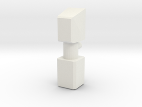 TFP BD hammer 85% in White Natural Versatile Plastic