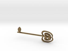 My Little Pony - Applejack's Key of Honesty in Natural Bronze