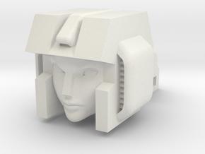 Slipstream PotP Elita-One Combiner Head in White Natural Versatile Plastic
