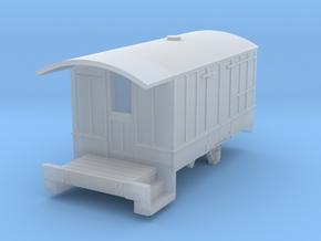 0-152fs-cavan-leitrim-4w-passenger-brakevan-body in Smooth Fine Detail Plastic