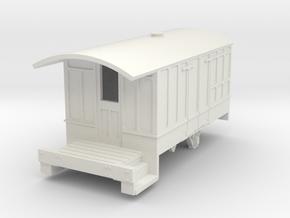 0-64-cavan-leitrim-4w-passenger-brakevan-body in White Natural Versatile Plastic
