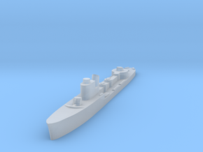 Italian Calipso torpedo boat 1:2400 WW2 in Smoothest Fine Detail Plastic