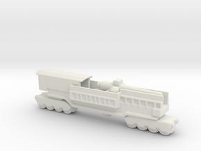 24 cm SK l/30 Theodor otto 1/285 6mm in White Natural Versatile Plastic