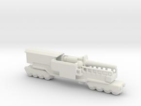 21 cm SK Peter Adalbert 1/285 6mm in White Natural Versatile Plastic