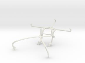 Controller mount for Shield 2015 & TECNO Phantom 9 in White Natural Versatile Plastic