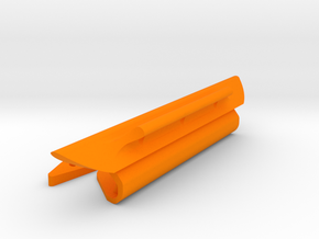 "DM4 Montgomery-15  4.5"" July2019 in Orange Processed Versatile Plastic"