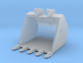 1/50 690 Bucket  in Smooth Fine Detail Plastic
