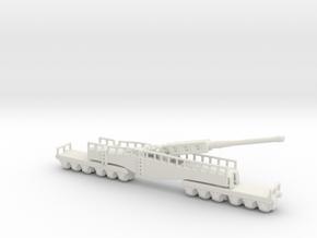 28cm L/58 Naue Bruno 1/144 u  in White Natural Versatile Plastic