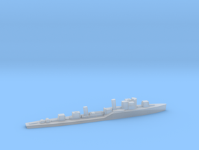 Soviet Grom guard ship 1:1800 WW2 in Smoothest Fine Detail Plastic