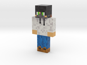 DiamondLuc | Minecraft toy in Natural Full Color Sandstone