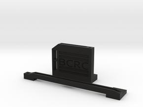 Element Rc Enduro Wiring Fix in Black Natural Versatile Plastic