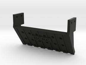 Element Rc Enduro Brush Guard in Black Natural Versatile Plastic