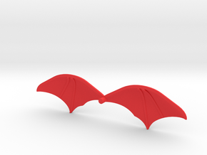 Repto Wings in Red Processed Versatile Plastic