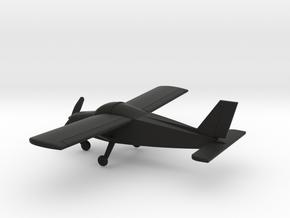 Malmo MFI-9 Junior in Black Natural Versatile Plastic: 1:100