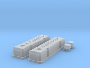 V8 Engine Pack B in Smoothest Fine Detail Plastic