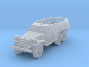 BTR 152 early 1/120 in Smooth Fine Detail Plastic
