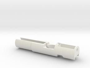 Rudy Pando ROTJ V3 Basic Chassis Nano Biscotte v4 in White Natural Versatile Plastic