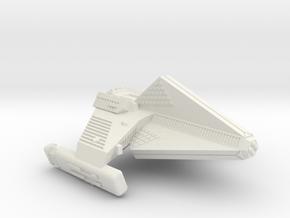 3788 Scale Tholian TK5 Destroyer WEM/SRZ in White Natural Versatile Plastic