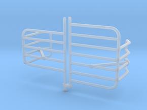 1/64 Milking Robot RH-3 Gate in Smooth Fine Detail Plastic
