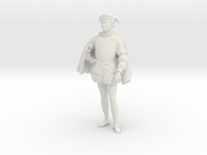 Printle C Homme 1348 - 1/24 - wob in White Natural Versatile Plastic