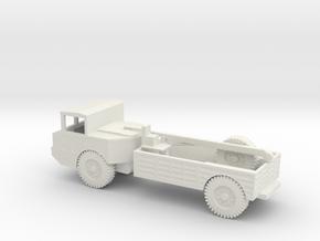 1/144 Scale M553 Goer Wrecker in White Natural Versatile Plastic